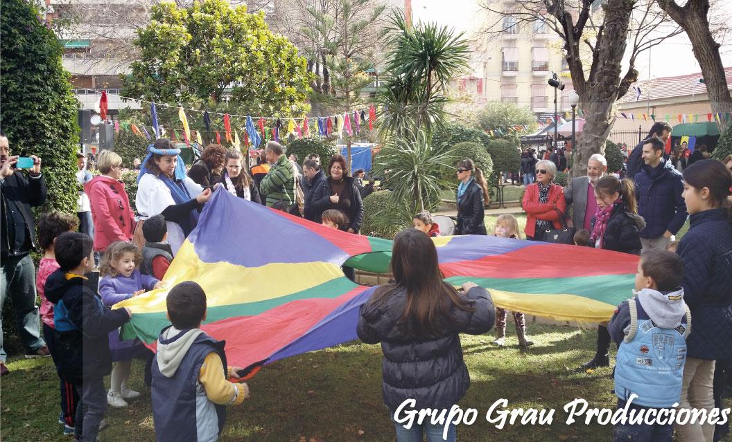 Mercado medieval con motivo de las fiestas del Porrate de San Antón en AIRE LIBRE ARTESANIA ESCENA