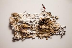 """Juanjo Hernández: """"El fluir del tiempo y la naturaleza es fundamental en mi obra"""" en ARTE ESCULTURA"""