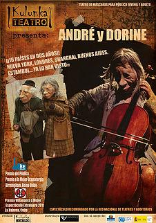 'André y Dorine', un singular espectáculo de amor y desamor llega hoy al Arniches en ESCENA