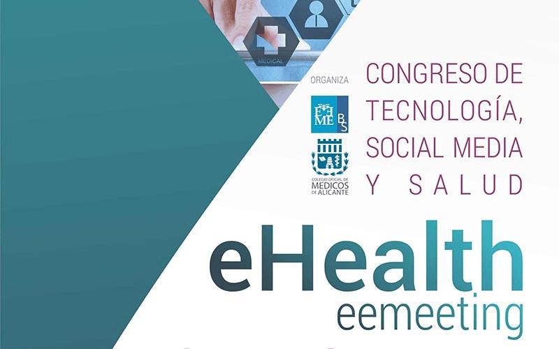 Congreso de Tecnología, Social Media y Salud eemeeting eHealth 2016