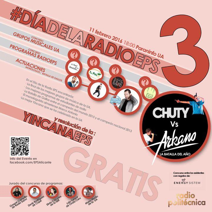 La UA celebra el Día Internacional de la Radio en CONFERENCIAS