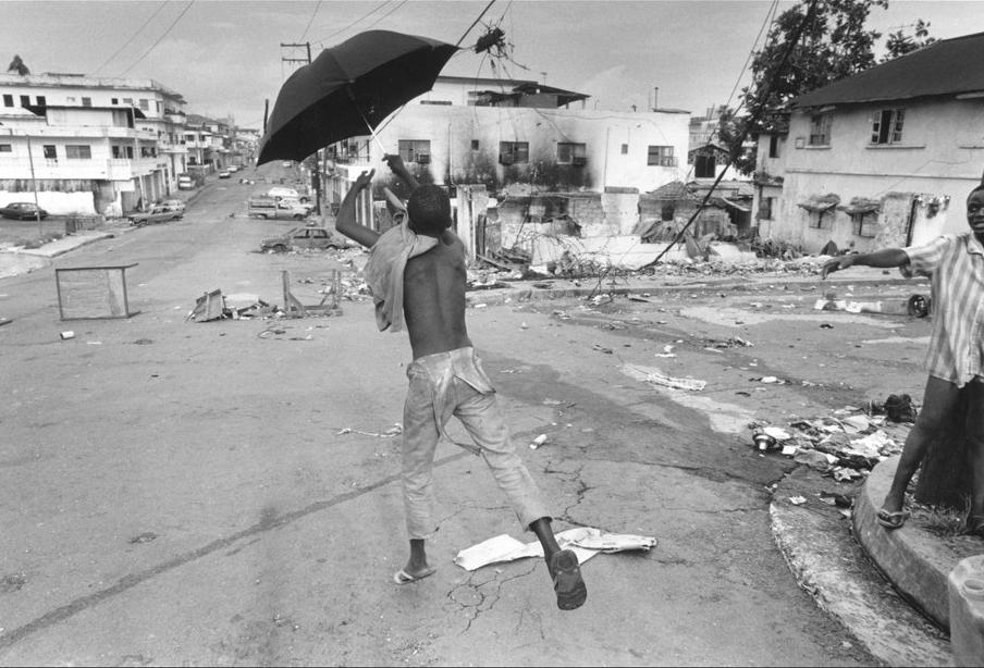 Gervasio Sánchez: fotografiar como si fuera nuestra propia historia en ARTE FOTOGRAFIA