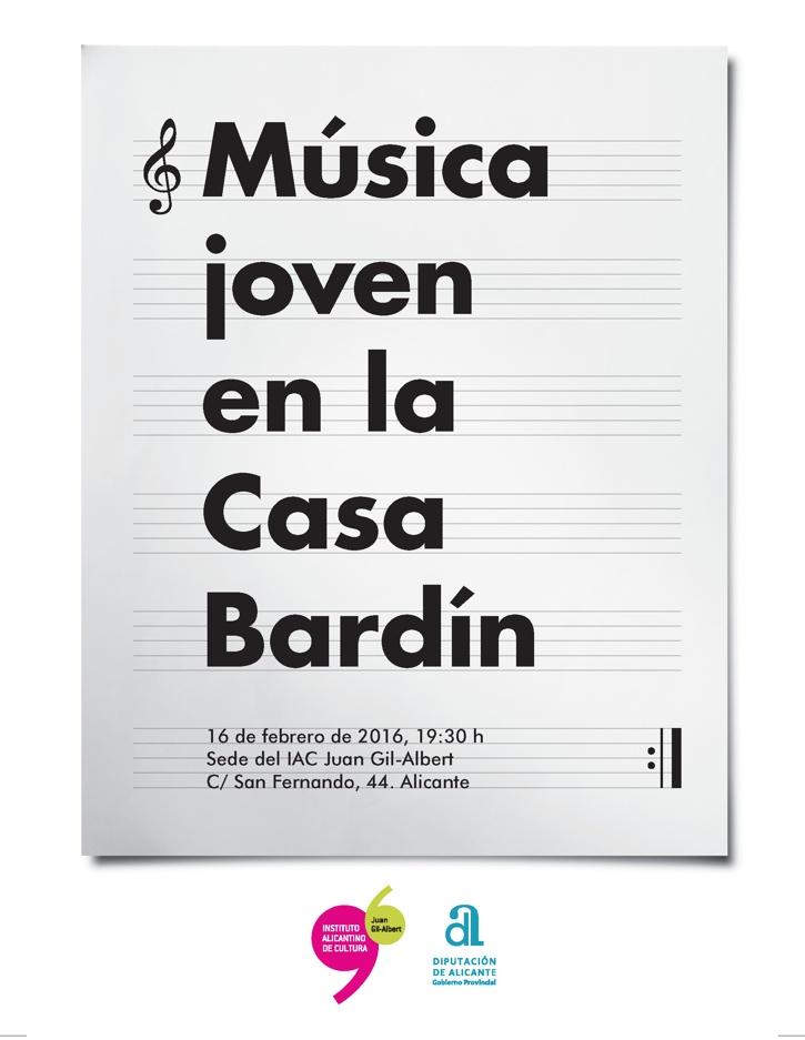 Alumnos del Conservatorio protagonizan el I Ciclo 'Música Joven en la Casa Bardín' en MÚSICA