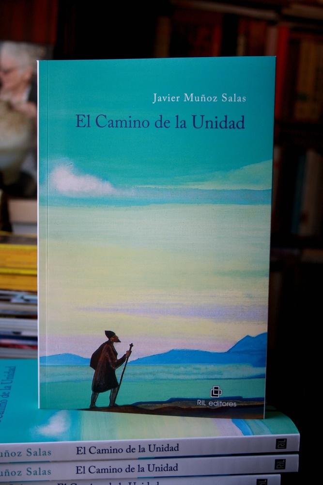 Javier Muñoz Salas presenta su primer libro, 'El Camino de la Unidad' en LETRAS