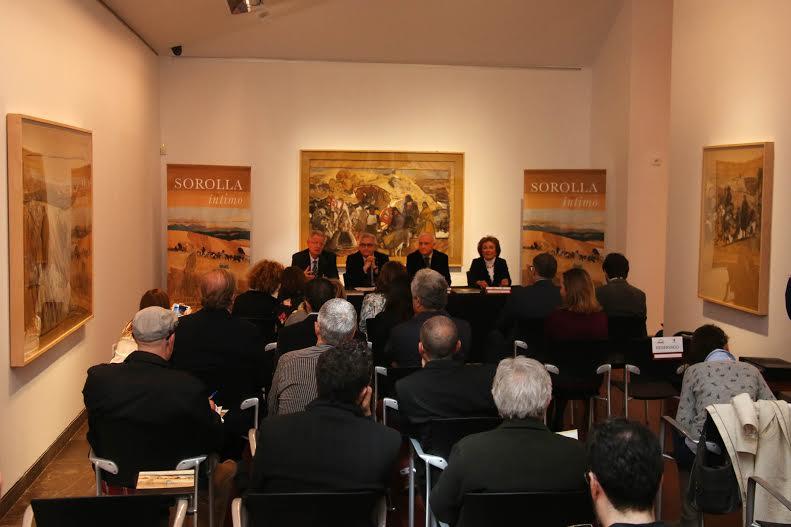 El MUBAG expone los bocetos de Sorolla para 'Visión de España' en PINTURA
