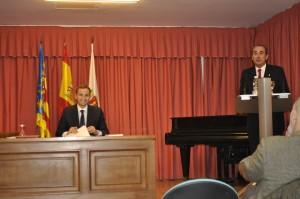 César Sánchez defiende la función asistencial e irreemplazable de las diputaciones en CONFERENCIAS