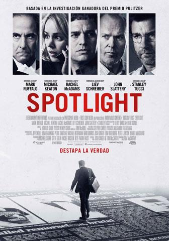 'Spotlight', en la mejor tradición del periodismo de investigación en CINE
