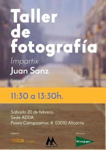 Talleres gratuitos para niños y adolescentes en la MICE Alacant en CINE FOTOGRAFIA
