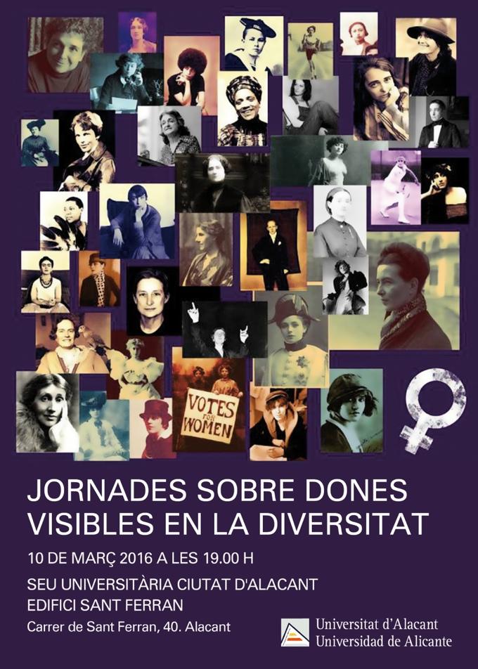 La Sede Ciudad y la UA celebran el Día Internacional de la Mujer en CONFERENCIAS ESCENA MÚSICA