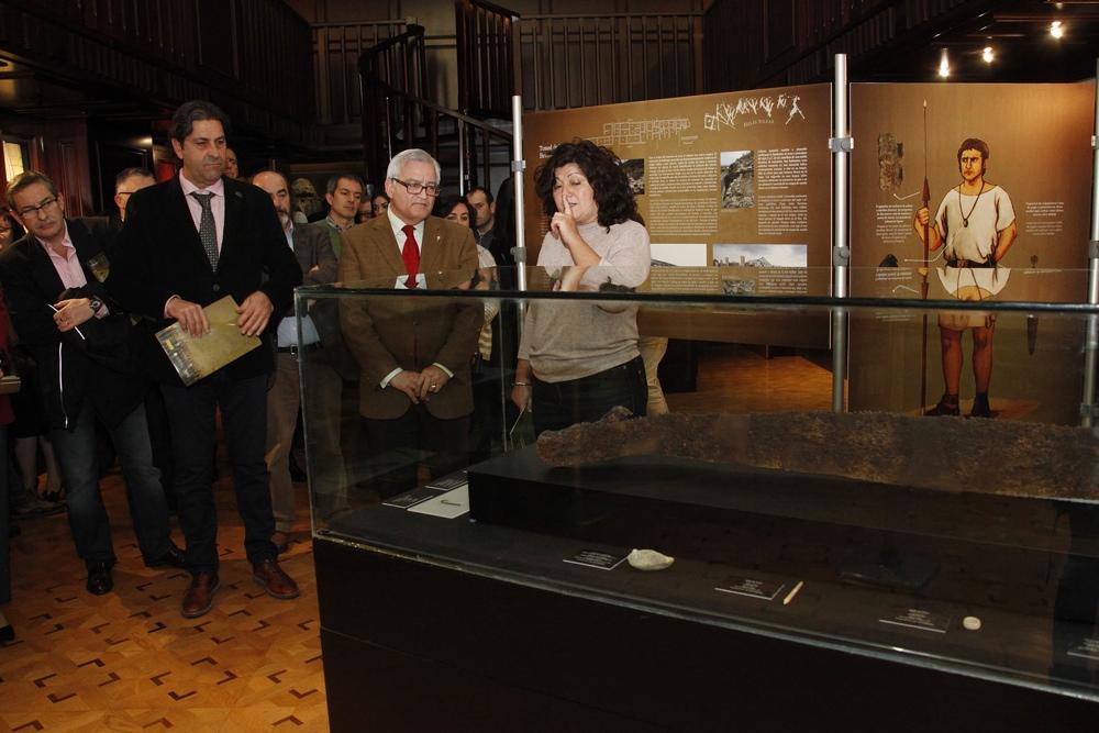 El MARQ acoge la exposición 'Romanos contra Romanos' en ARQUEOLOGÍA