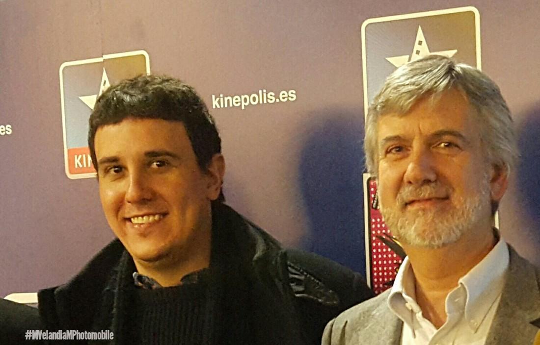 """""""Novatos"""" Una película en primera persona escrita y dirigida por Pablo Aragüés en CINE"""