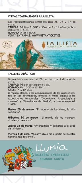 El MARQ ofrece un programa de talleres didácticos en Pascua en ARQUEOLOGÍA