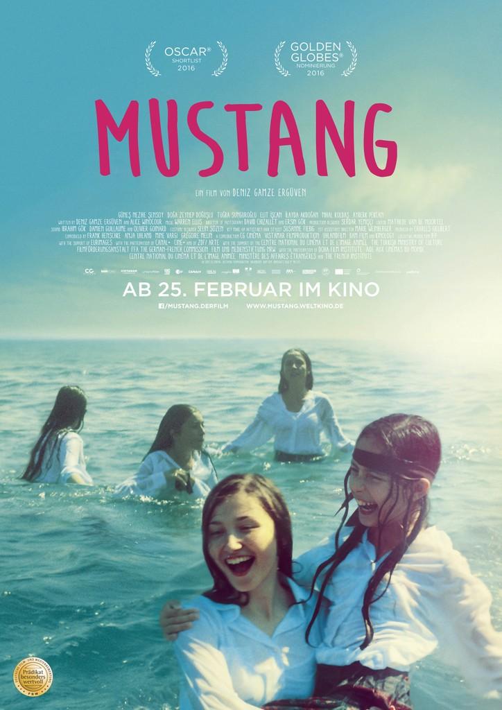 'Mustang', imprescindible denuncia no exenta de cualidades cinematográficas en CINE