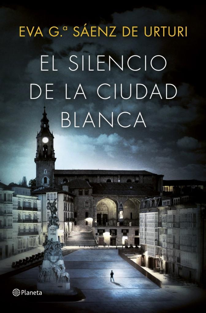 Eva García Sáenz de Urturi presenta 'El silencio de la ciudad blanca' en LETRAS