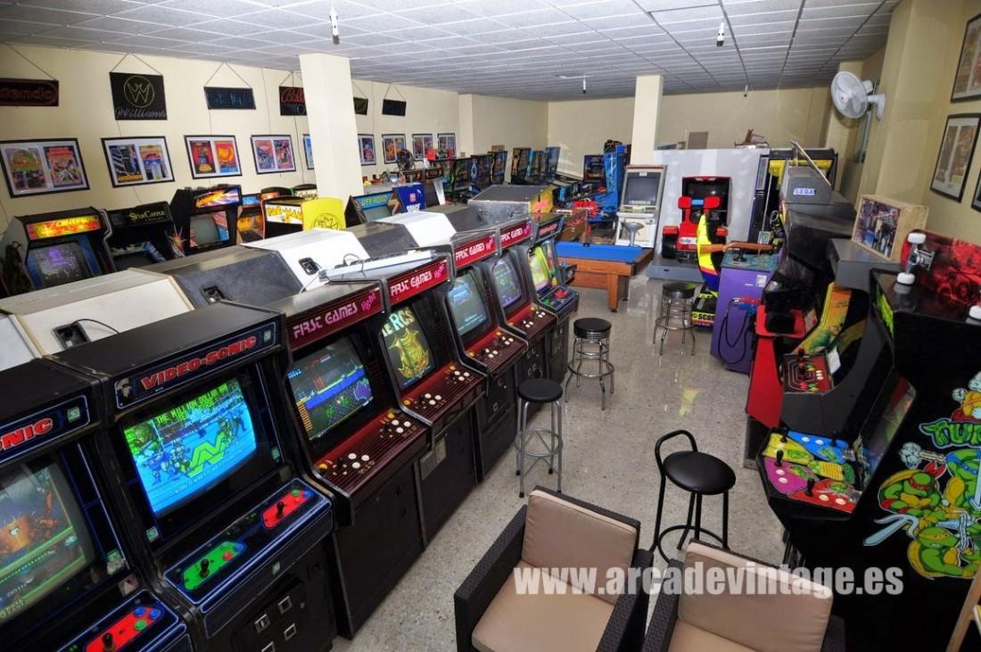 Arcade Con: Llegan las II Jornadas entre Asociaciones y Desarrolladores de Arcade en España en JUEGOS