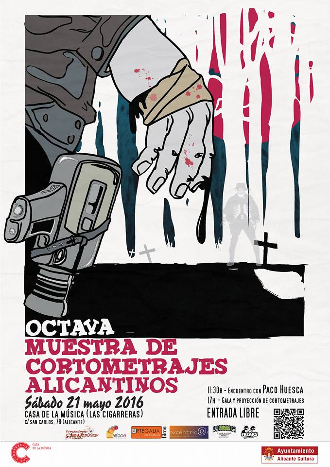El jurado de la 8ª Muestra de Cortometrajes Alicantinos selecciona 15 trabajos en CINE