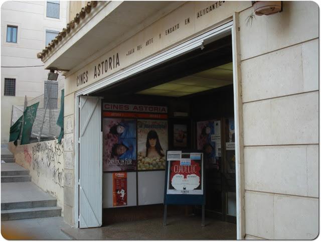 """Paco Huesca: """"Se perdió la oportunidad de reconvertir los cines del centro de Alicante"""" en CINE"""