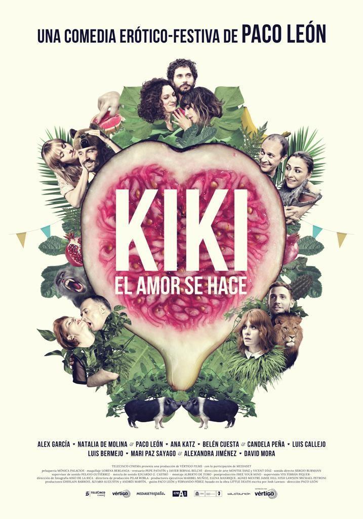 'Kiki, el amor se hace', un paso más hacia la madurez de Paco León en CINE