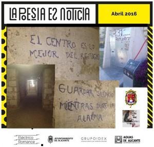 La poesía toma Alicante y la vuelve noticia: próximos eventos en LETRAS