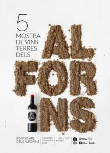 V Mostra de Vins de les Terres dels Alforins en GASTRONOMÍA