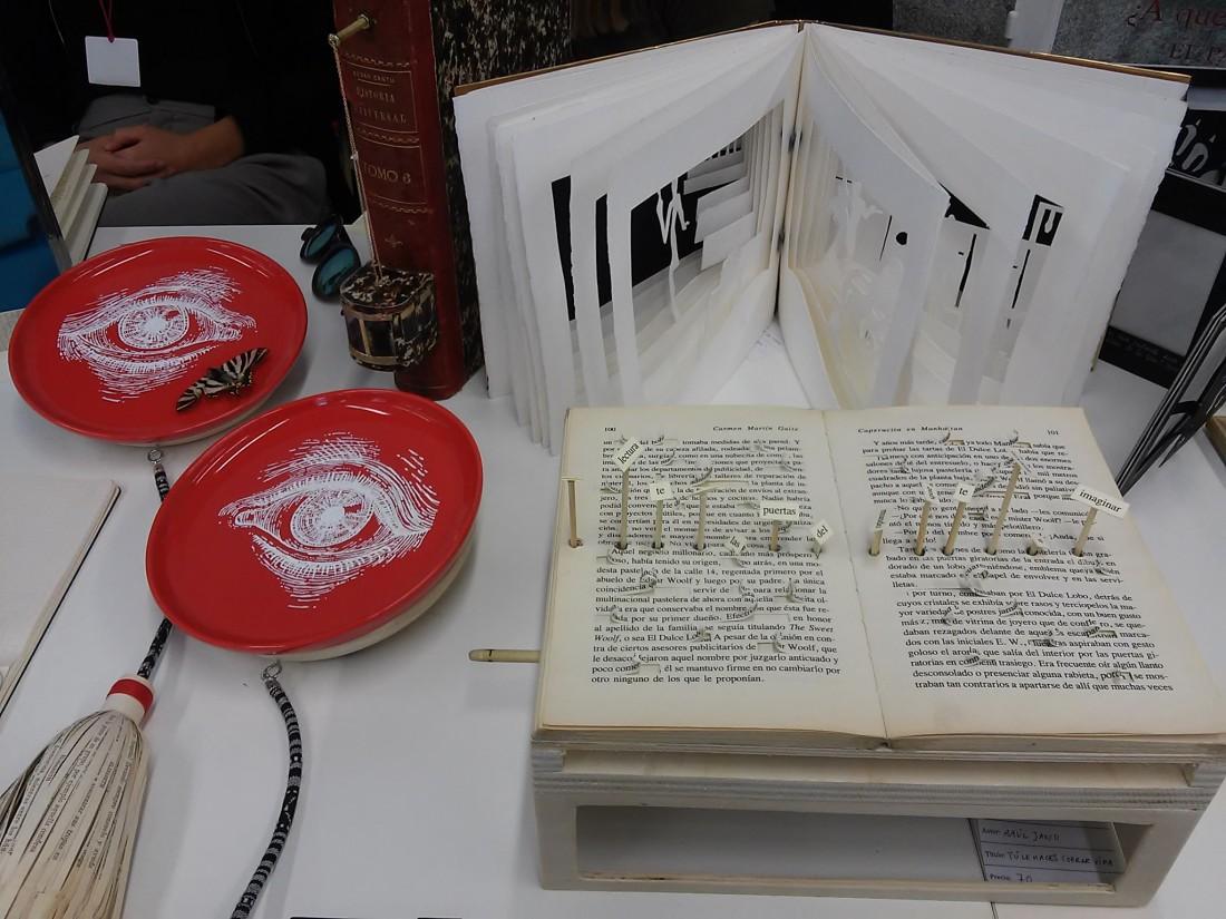 Los Libros de Artista encandilan en Madrid en ARTE LETRAS