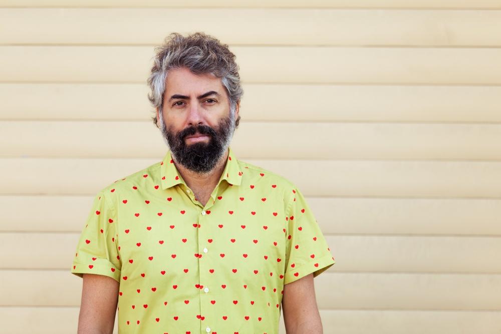 Sr. Chinarro presenta nuevo disco en Las Cigarreras en MÚSICA