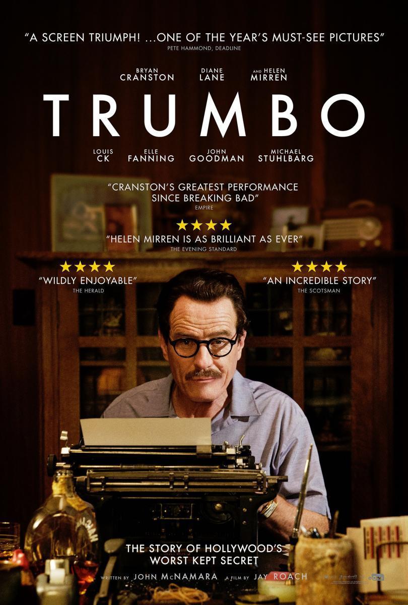 'Trumbo: la lista negra de Hollywood', las falacias de la libertad y las bondades del pueblo americano en CINE