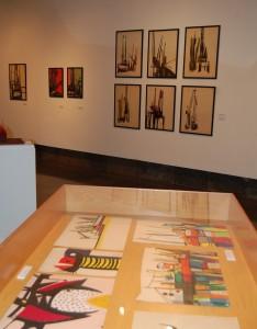 La Lonja exhibe la exposición 'Pepe Blanco. Color y Geometría' en PINTURA