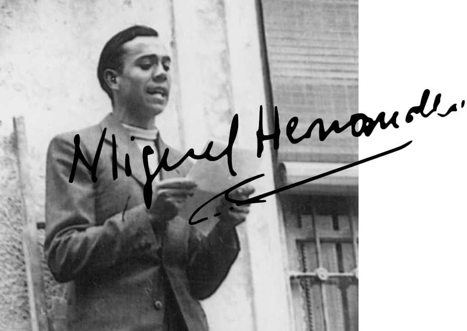 Música, poesía y teatro en homenaje a Miguel Hernández en el ADDA en ESCENA MÚSICA