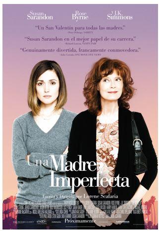 'Una madre imperfecta', a la que da vida una Susan Sarandon perfecta en CINE