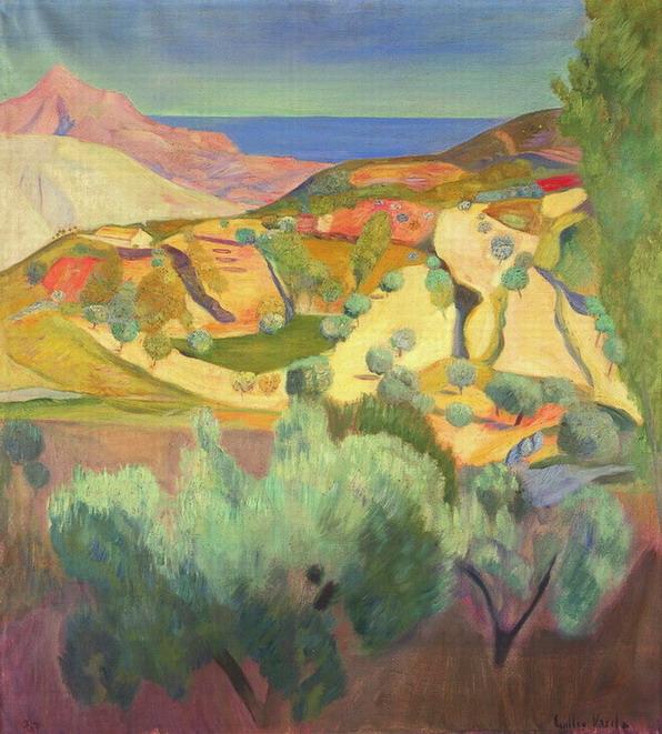 El Mubag incorpora cuatro obras inéditas de Varela a su exposición permanente en PINTURA