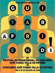Comienza la XIX edición del Festival Internacional de Guitarra en Petrer en MÚSICA