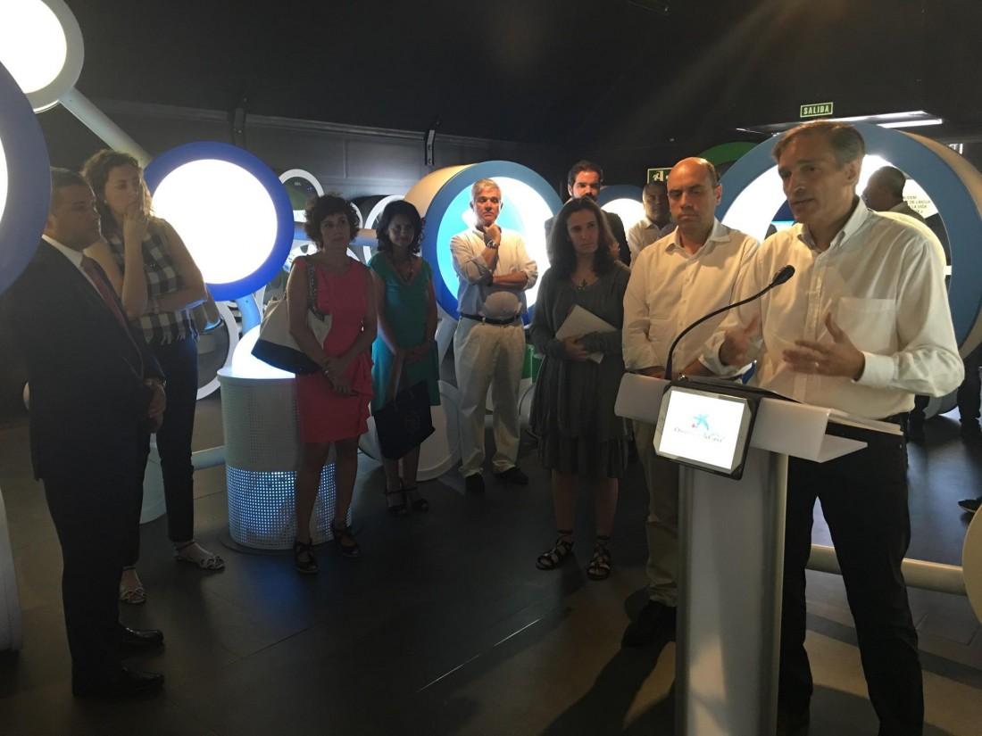 Exposición ¡H2Oh! Los secretos del agua de tu ciudad en MEDIO AMBIENTE