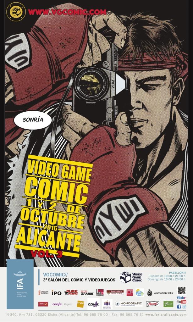 Nueva cita con el mundo del cómic y los videojuegos en IFA en CÓMIC