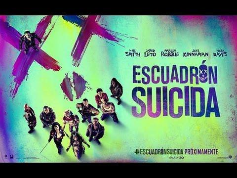 'Escuadrón suicida', Margot Robbie, buenas canciones… y la nada más absoluta en CINE