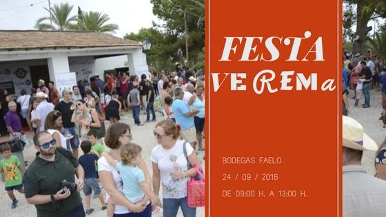 Bodegas Faelo celebra su tradicional Fiesta de la Vendimia en GASTRONOMÍA