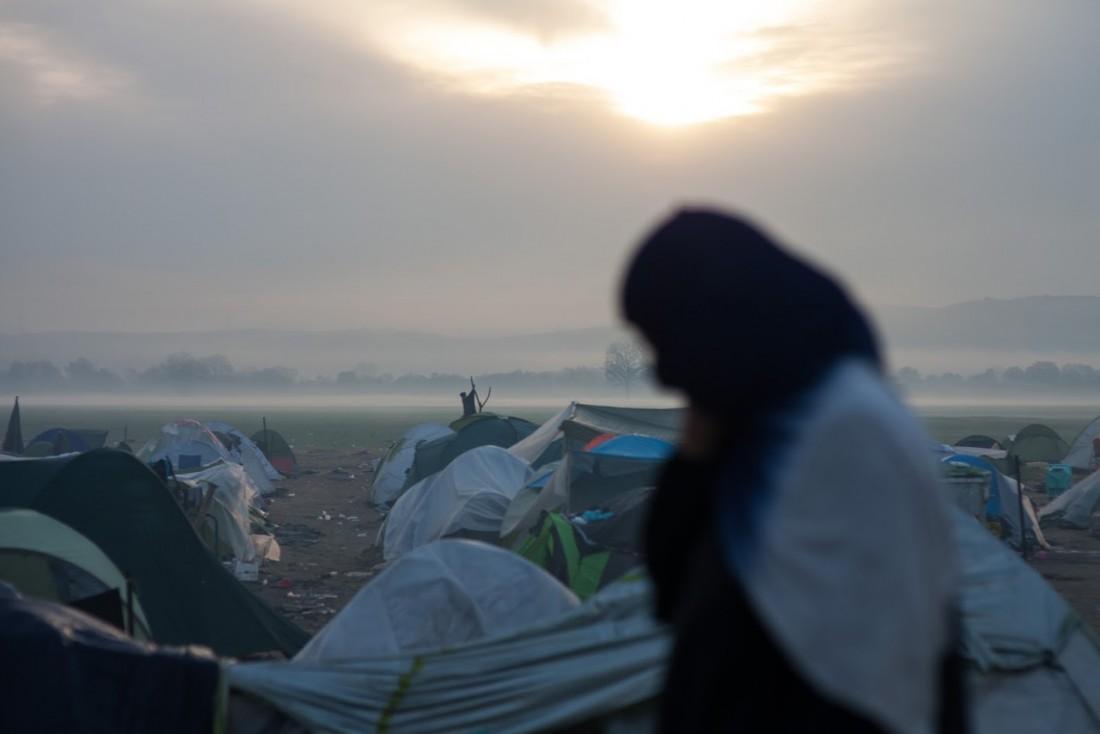 La UA dedica una exposición a los refugiados con 'Última parada: libertad' en FOTOGRAFIA
