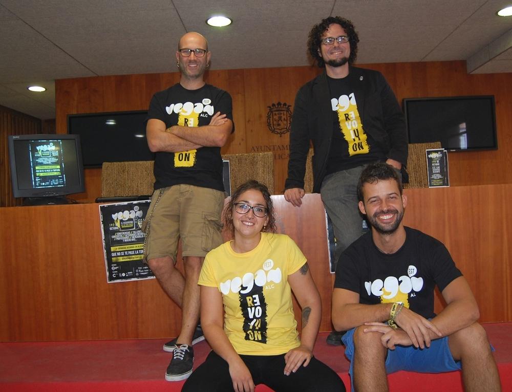 El III Vegan Fest aboga por otro estilo de vida en Las Cigarreras en ESTILO DE VIDA GASTRONOMÍA MEDIO AMBIENTE