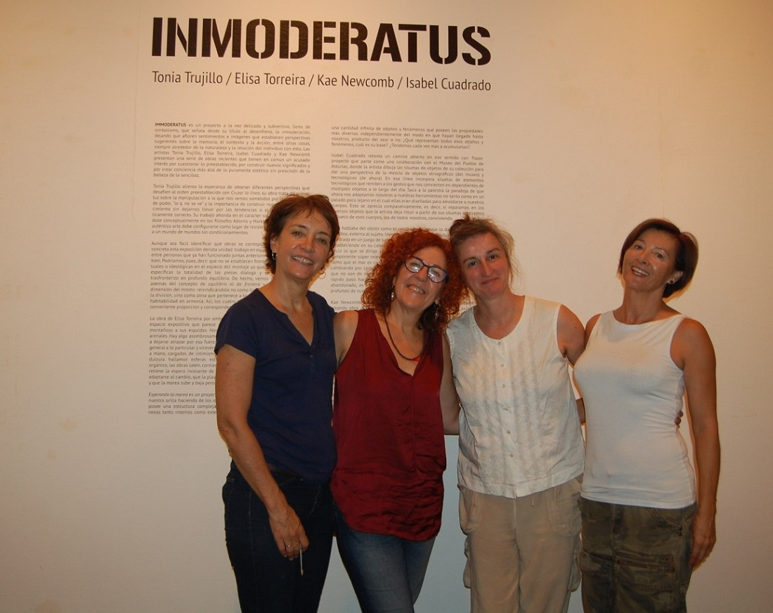 Inmoderatus: Arte contemporáneo en torno a la naturaleza en la Lonja en ARTE ARTESANIA FOTOGRAFIA ILUSTRACIÓN