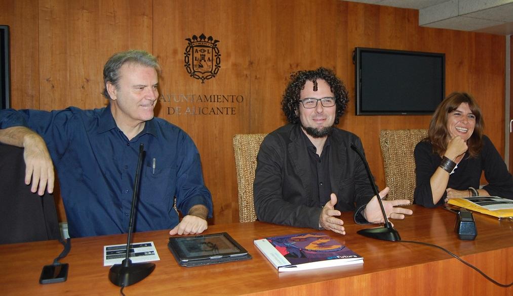 Alicante se incorpora a ArtFutura, festival de arte, cultura y nuevas tendencias visuales en ARTE INTERNET JUEGOS