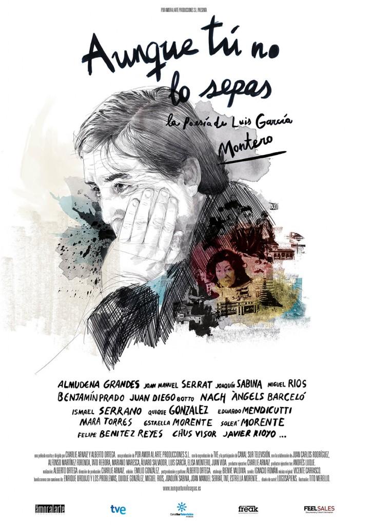 Luis García Montero inaugura un ciclo de poesía urbana en la Sede Ciudad de Alicante en CINE CONFERENCIAS LETRAS