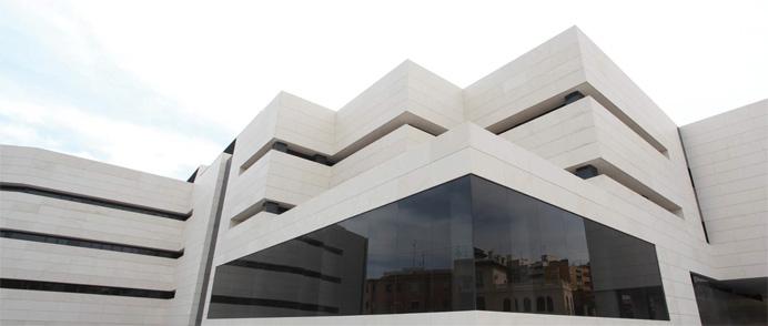 César Sánchez anuncia que el ADDA ya es oficialmente Palacio de Congresos en CONFERENCIAS