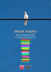 El Claustro acogeunaExposición Fotográficade 19 alumnos delTaller de Fotografía Digital en FOTOGRAFIA