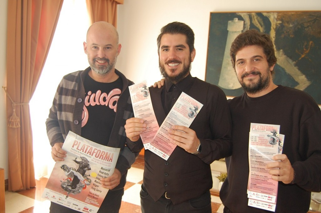 I Festival Plataforma Alicante, un trampolín para músicos locales en ESCENA MÚSICA
