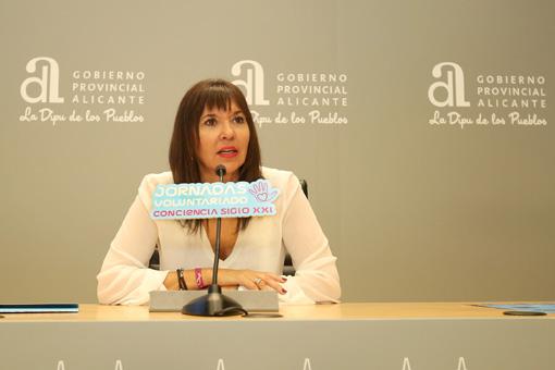 La Diputación trae al Padre Ángel Olarán y al Dr. Pedro Cavadas para hablar de voluntariado en CONFERENCIAS