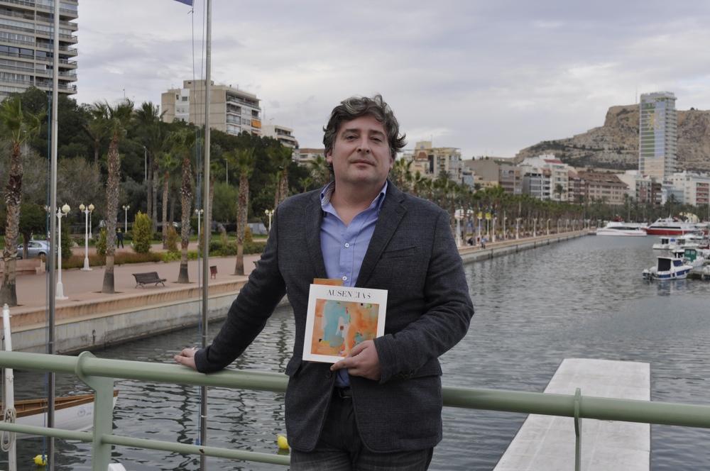 Martín Sanz presenta 'Ausencias', un alegato contra el olvido en LETRAS