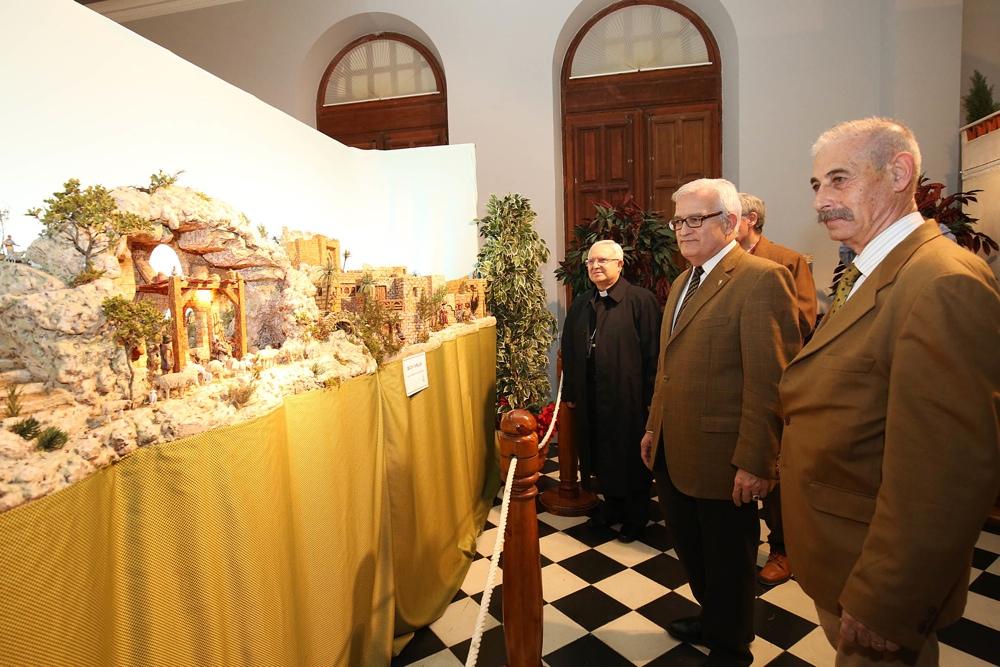 La Exposición de Belenes de la Diputación de Alicante abre sus puertas en ARTE