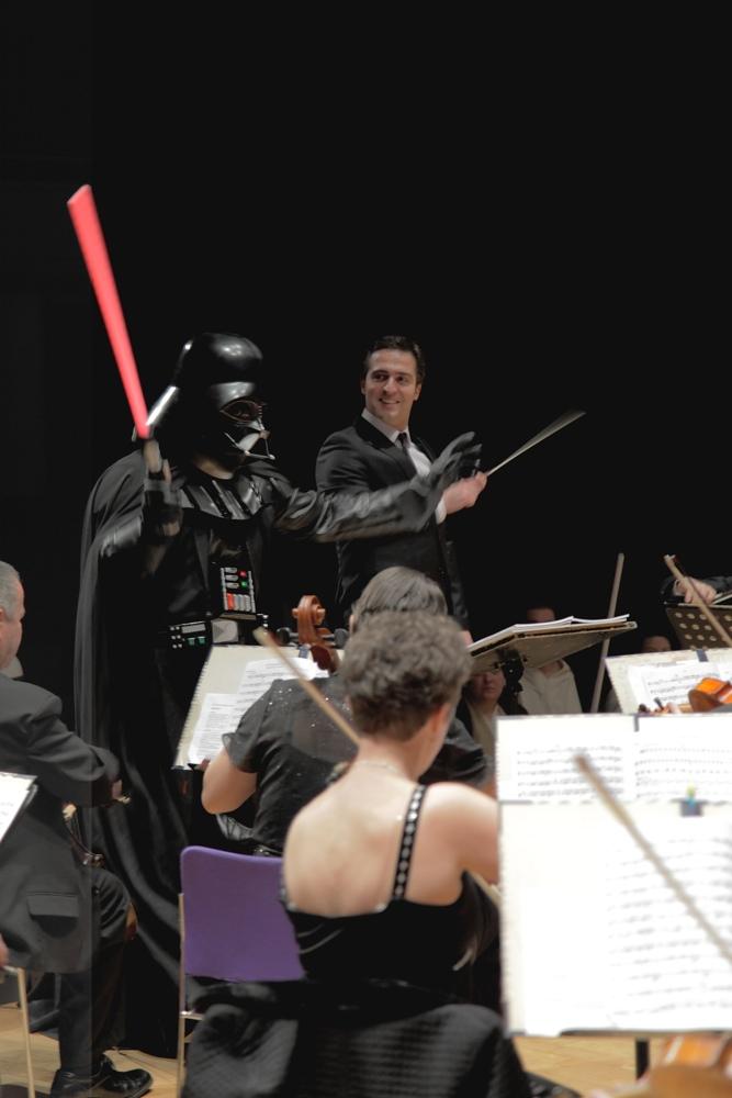 La Film Symphony Orchestra trae a Alicante la música de Hollywood en CINE MÚSICA