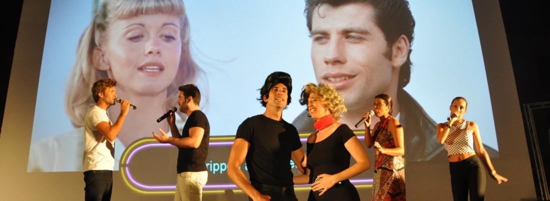'Sing-Along' Grease: Cine para cantar y bailar en el Aula de Cultura de Alicante en CINE