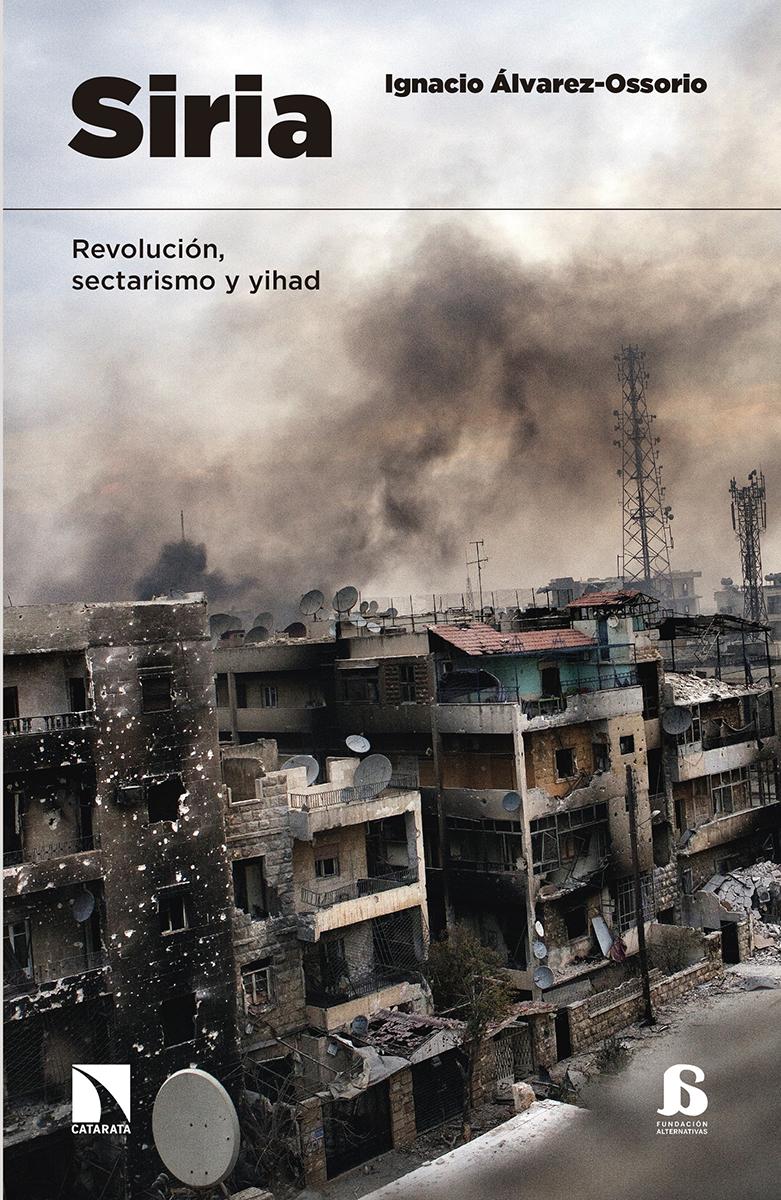 Ignacio Álvarez-Ossorio presenta su libro 'Siria. Revolución, sectarismo y yihad' en LETRAS